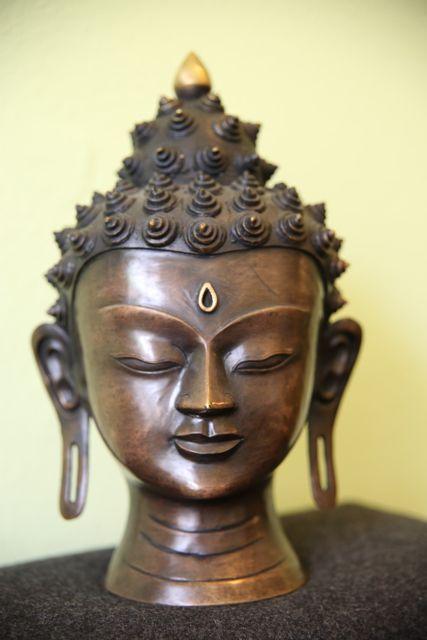 Stressbewaeltigung: Ein Buddha